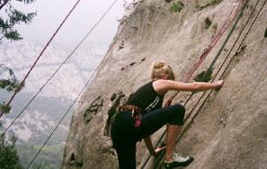 Event-Veranstaltung-Klettern