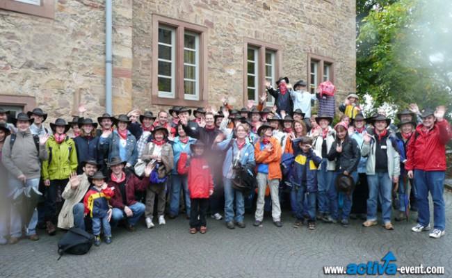 Event-Wilder-Westen-Teilnehmer