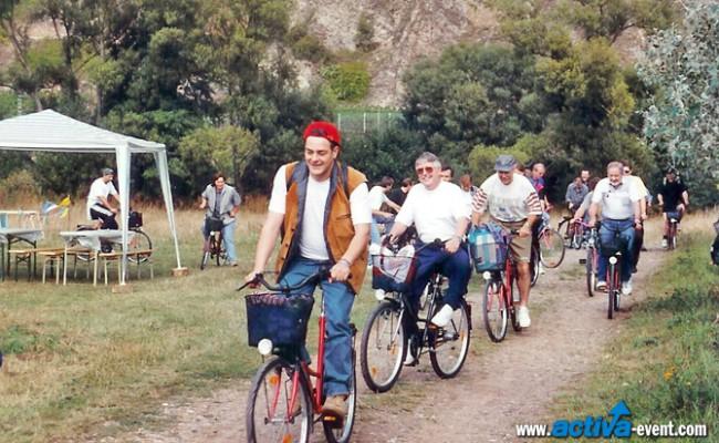 event-veranstaltungs-Radtour