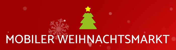 Zu unserem Angebot: Mobiler Weihnachtsmarkt/ Firmeneigener Weihnachtsmarkt oder individuelle Weihnachtsfeier